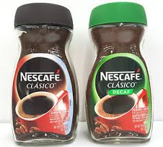 Nescafe Clasico Decaf Instant Coffee