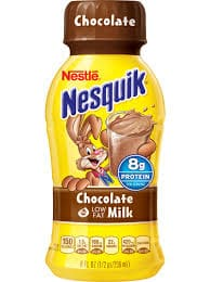 Nestle Nesquik Chocolate Milk - 8 oz