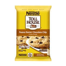 Nestle Toll House-Peanut Butter Chocolate Chip Cookie Dough