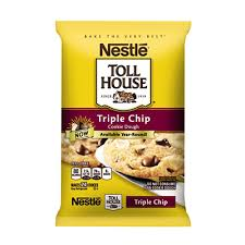Nestle Toll House-Triple Chip Cookie Dough