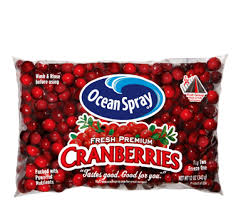 Ocean Spray Whole Cranberries