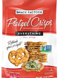 Snack Factory Original Pretzel Crisps-Everything