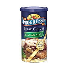 Progresso Bread Crumbs-Plain