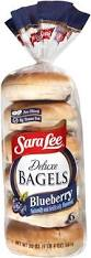 Sara Lee Bagels-Blueberry