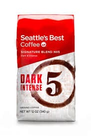 Seattle's Best Coffee Level 4 Organic Trade Free
