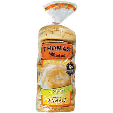 Thomas' Bagels-Onion