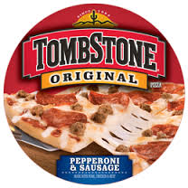 Tombstone Brick Oven Style Pepperoni Pizza