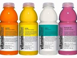 Glaceau Vitamin Water Tropical Citrus-6 ct
