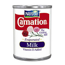 Carnation Evaporated Fat Free Milk