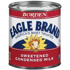 Eagle Non-Fat Sweetened Condensed Milk