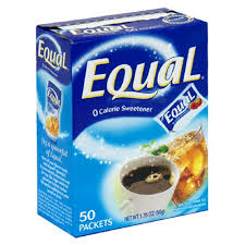 Equal Low Calorie Sweetener
