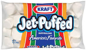 Kraft Jet-Puffed Miniature Marshmallows 16 oz bag