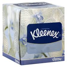 Kleenex Ultra Soft Facial Tissue Cube-75 Ct