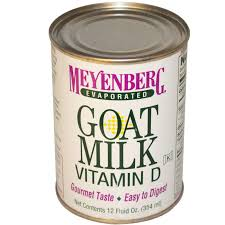 Meyenberg Evaporated Goat Milk Vitamin D