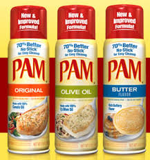 Pam Butter Cooking Spray