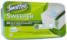 Swifter Sweeper WetJet Refills