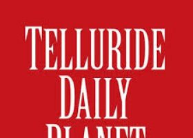 Grocery Butlers' introductory news article in the Telluride Daily Planet.