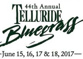 Telluride Bluegrass Festival June 15-18